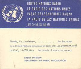 USA -ONU