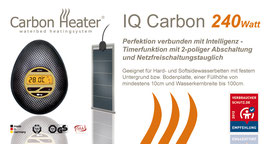 IQ Carbon 240 Watt