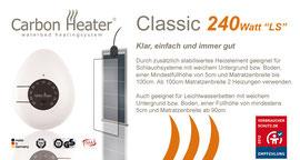 """Classic 240 Watt """"LS"""""""