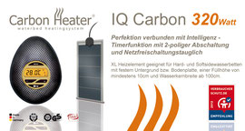 IQ Carbon 320 Watt
