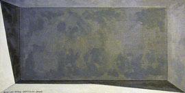 Grisalla 3. Óleo sobre tabla entelada, 15 x 30 cm.