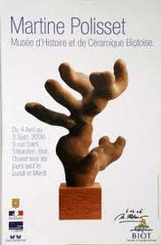 Affiches Martine Polisset