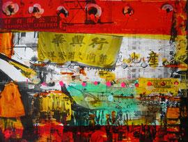 Tony Soulié Hong Kong 63X82cm à la galerie Gabel -2 juillet 2015...