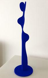 JOFFRES-Sculpture pliage métal laqué, toutes tailles sur commande.galerie d'art Biot village