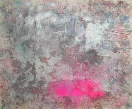 JANUS HOCHGESAND   O.T.  2015    MISCHTECHNIK AUF LEINWAND   200 X 240 CM