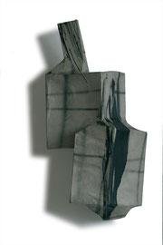 Papierobjekt, 80/40cm, 2007