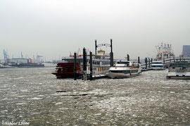 Die Hafenrundfahreten fallen teilweise aus