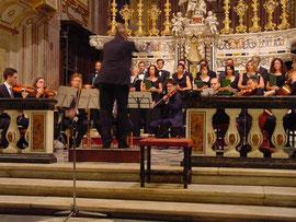 """Con il Coro """"Anton Bruckner"""""""