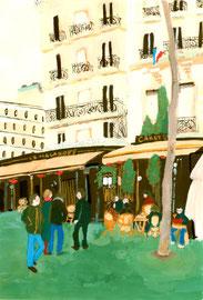 Cafe Carette, Paris