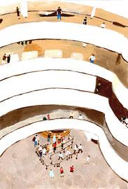 Guggenheim, NY