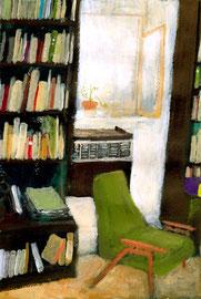 Old book shop, Ceske Budejovice
