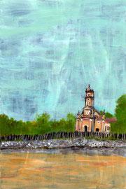 アユタヤの教会