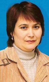 Акберова Занзабиль Раисовна