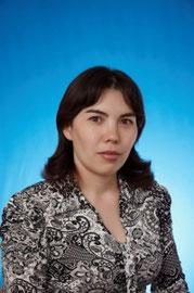 Асфандиярова Миляуша Ахметовна