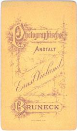 Rückseite von Inv.-Nr. vuVIS-00002