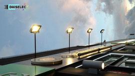 Projecteurs d'enseigne LED 50W-Vitrolles-