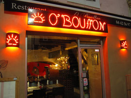 Eclairage de facade restaurant avec du néo LED flexible-Istres-
