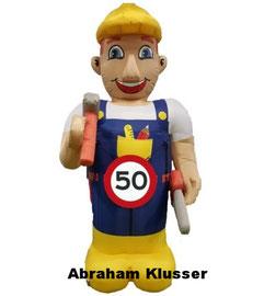Abraham Klusser