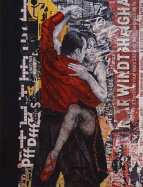 """La """"Milonga""""  -  89 x 116  -  2020"""