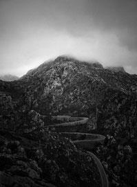 The road to Sa Calobra (Mallorca, Spain. 2010)