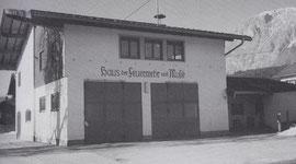 Haus der Feuerwehr und Musik nach dem Umbau - 1982
