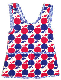 Apples red/blue