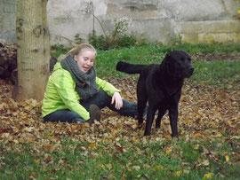 Timea und Albus im November 2011