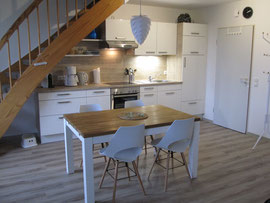 Offene Küchen bringen schöne Gespräche und leckeres Essen