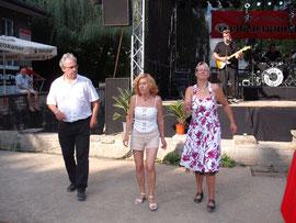 Jürgen, Marlies, Sabine