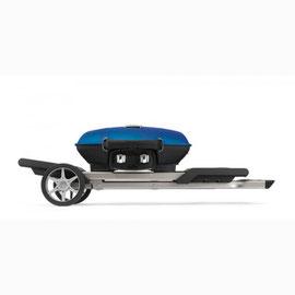 Klappbarer Scheren-Wagen für einfache Aufbewahrung
