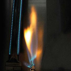 Verlässliches JET FIRE™ Zündsystem