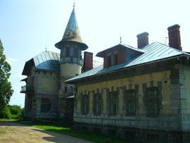 Здание больницы Общины св. Георгия