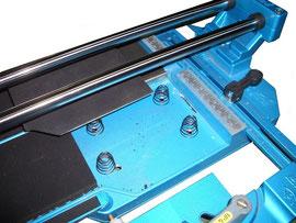 タフエースクリンカータイル切断機 JWS-660TCL スプリングベース