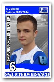 6 Samuel Kallenberger
