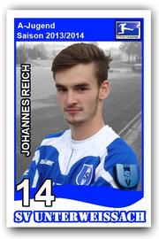 14 Johannes Reich