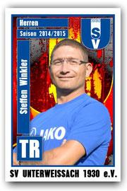 Trainer Steffen Winkler