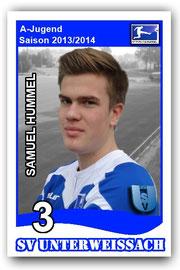 3 Samuel Hummel