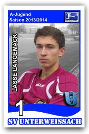 1 Lasse Langemack