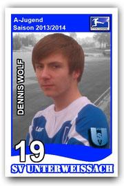 19 Dennis Wolf