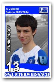 13 Dennis Ruoff