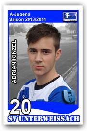 20 Adrian Kinzel