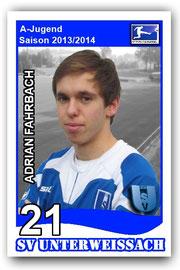 21 Adrian Fahrbach
