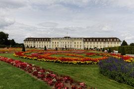 Residenzschloss Ludwigsburg 'Blühendes Barock'