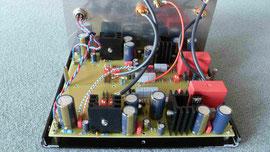 Phono ONE Testaufbau - T. Brunner, Dettelbach -