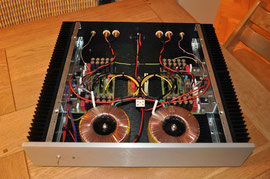 SE 25 Stereo-Aufbau im Modushop-Gehäuse - S. Kouscheschi, Köln -