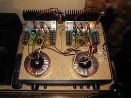 SE 25 Stereo-Testaufbau - K. Eichentopf, Hagen -