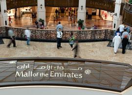 Dubai - Mall of the Emirates