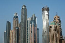 Dubai - Wolkenkratzer