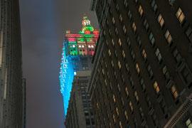 New York - Bei Nacht