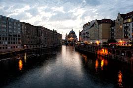 Berlin - Bei Nacht Impressionen